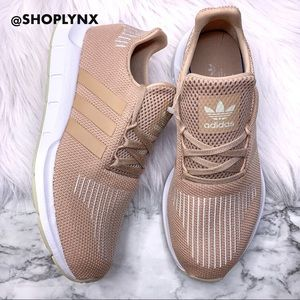 Adidas Swift Run Off-White Beige Sneaker